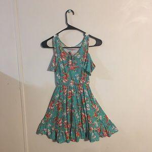 Children's Floral print dress